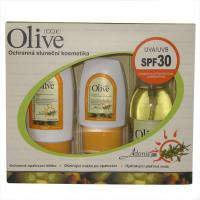 SUN COLLECTION - OLIVE - SLEVA MO/VO