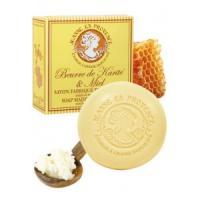 MÝDLO - med a bambucké máslo 100g