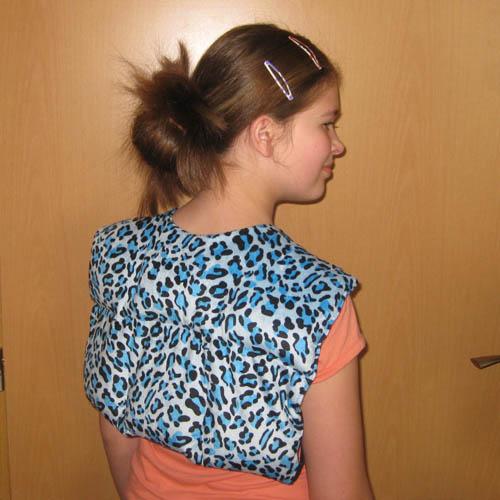 POLŠTÁØ na záda, ramena a krk - zvìtšit obrázek