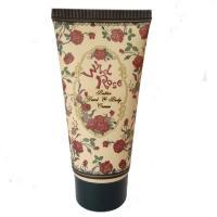 Krém na ruce s rùžovým olejem - poškozený obal
