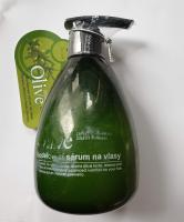 Modelovací mléko Olive - poškozen tisk obalu