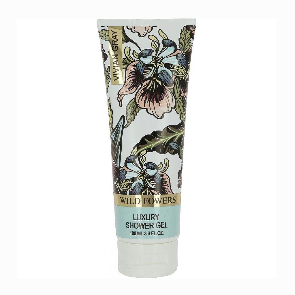 Sprchový gel WILD FLOWERS - zvìtšit obrázek