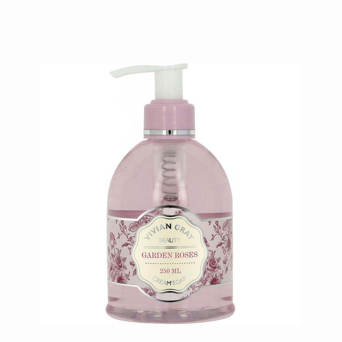 Tekuté mýdlo GARDEN ROSES - zvìtšit obrázek