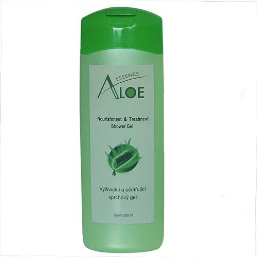 Sprchový gel s aloe vera - poškozená etiketa11 - zvìtšit obrázek