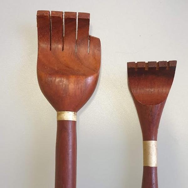 Masážní ruka - 2 ks - zvìtšit obrázek