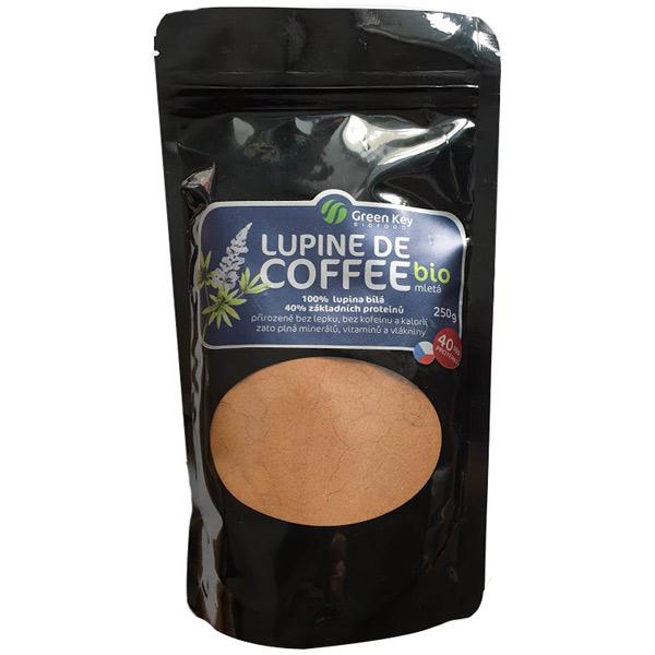 Káva z èisté lupiny - zvìtšit obrázek