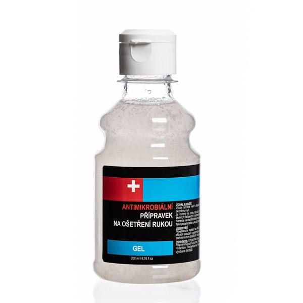 Antimikrobiální gel 200 ml - zvìtšit obrázek