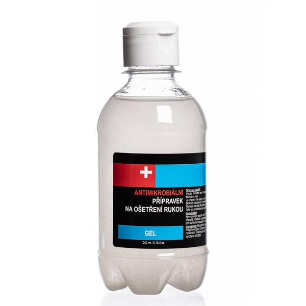 Antimikrobiální gel 250 ml - zvìtšit obrázek