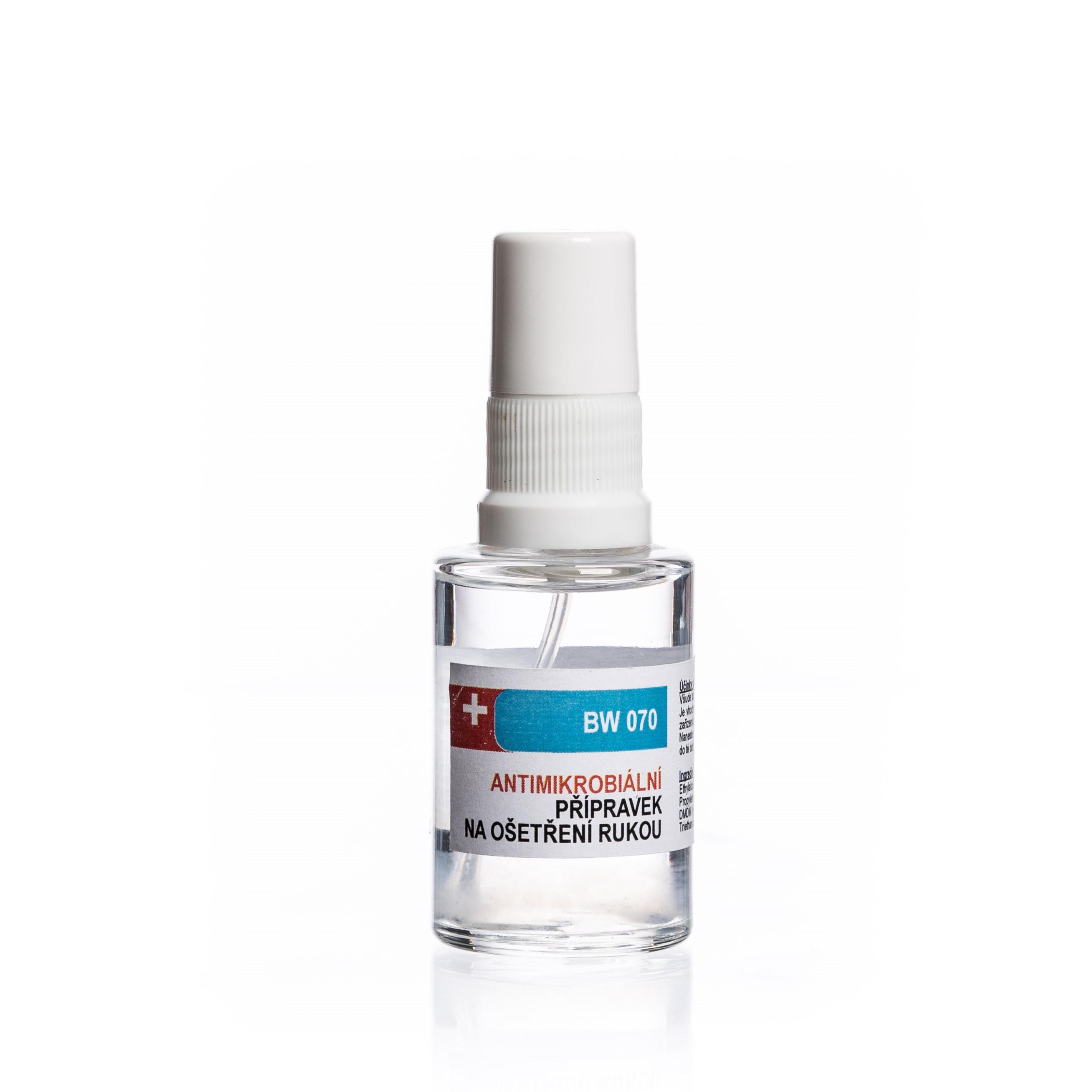 Antimikrobiální sprej 30 ml - zvìtšit obrázek