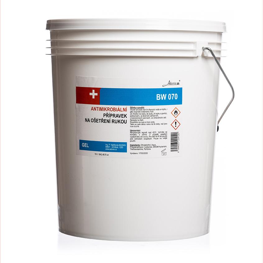 Antimikrobiální gel 19 l - zvìtšit obrázek