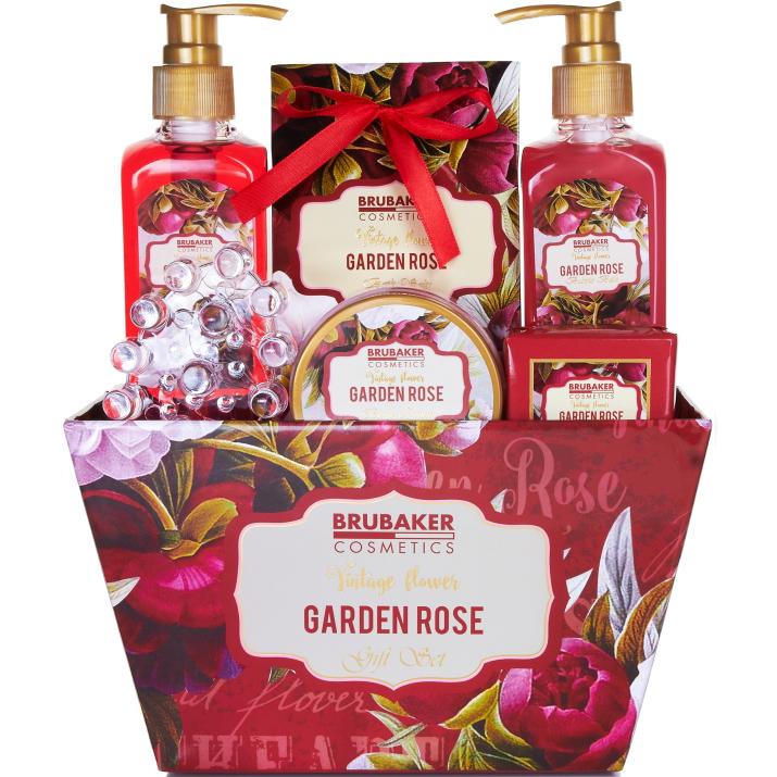 Set Garden Rose  - zvìtšit obrázek