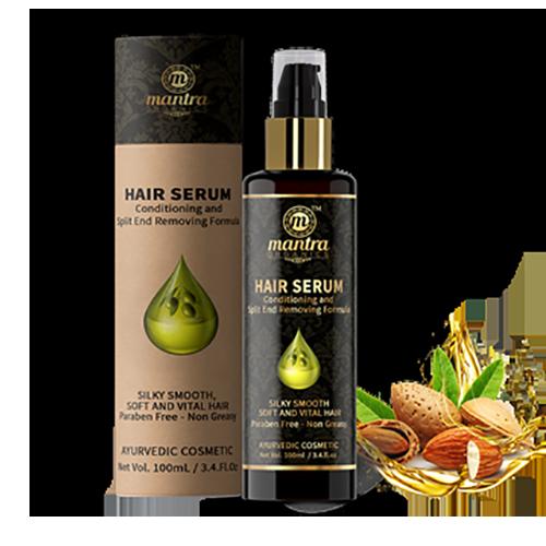 Vlasové sérum s mandlovým olejem  - zvìtšit obrázek