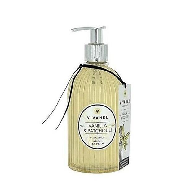 Tekuté mýdlo Vanilka a Parchouli - zvìtšit obrázek
