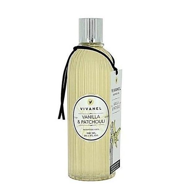 Sprchový gel Vanilka a Patchouli - zvìtšit obrázek