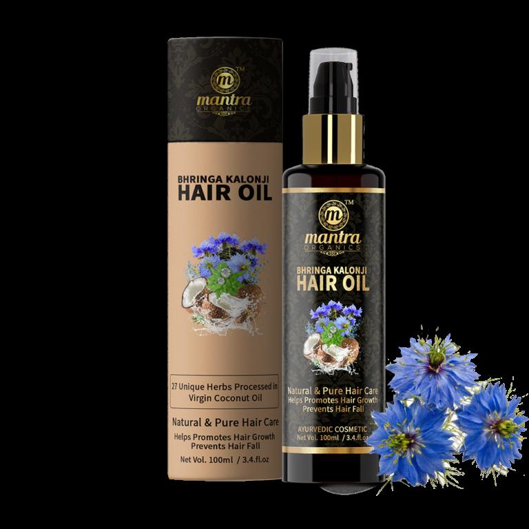 Ájurvédský vlasový olej s 27 bylinkami - zvìtšit obrázek