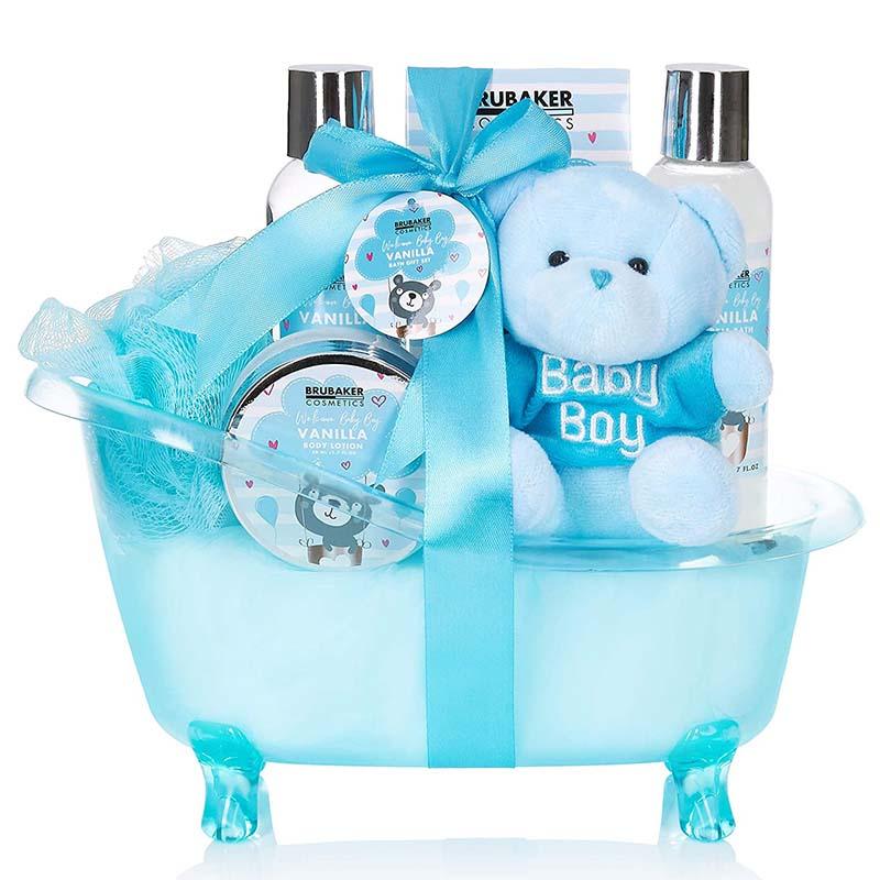Vana modrá s hraèkou - 7dílný set  - zvìtšit obrázek
