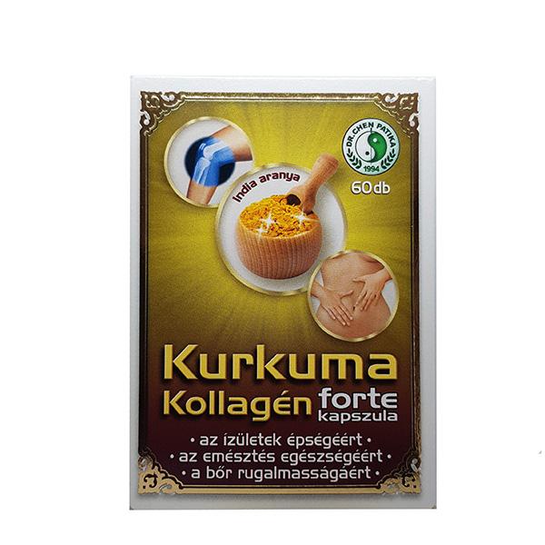 KAPSLE kurkuma-kolagen FORTE - zvìtšit obrázek