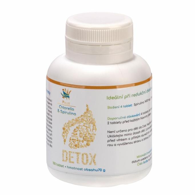 BW Pills Detox  - zvìtšit obrázek