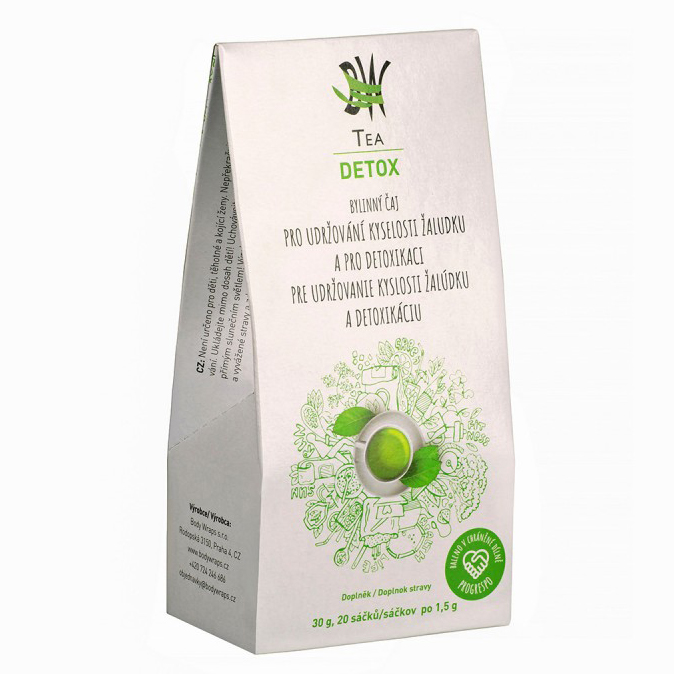 BW Tea Detox - zvìtšit obrázek